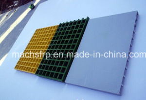 Fiberglass/FRP Grating with Solid Top pictures & photos