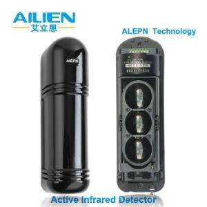 Three Beams Active Infrared Detector IR Alarm Sensor Installment Base