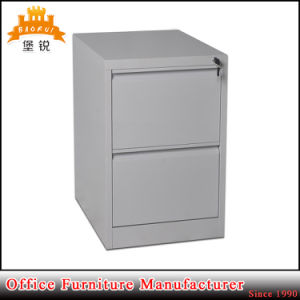 Kd Easily Assembled Office Storage 2 Drawer Metal File Cabinet pictures & photos