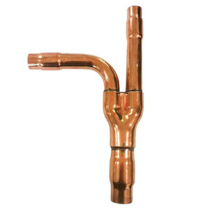 Copper Branch Pipe pictures & photos
