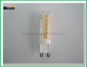 G9 LED Bulb Light AC110V 220V 5W Dimmable LED G9 Lamp 75PCS SMD2835 Ceramic Base pictures & photos