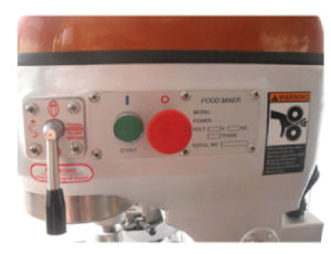 30 Liters Planetary Mixer in Kitchen Appliances with Safety Guard (YL-30I) pictures & photos