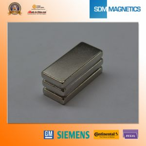 Cheap N35 Block Sintered NdFeB Magnets pictures & photos