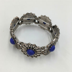 Vintage Alloy Fashion Bracelet Resin Stone Jewelry Bracelet pictures & photos