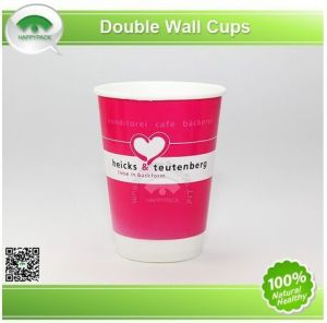 Wholesale Disposable Double Wall Paper Cup pictures & photos