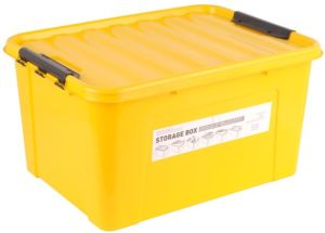 Big PP Lastic Type and Storage Boxes & Bins Type Plastic Slide Box pictures & photos