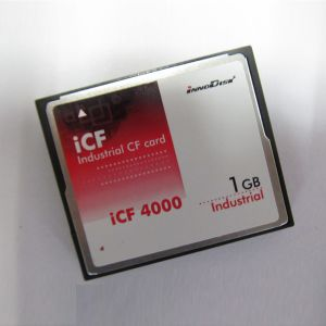 Innodisk Compactflash Icf 4000 1GB Memory Card Industrial CF Card pictures & photos