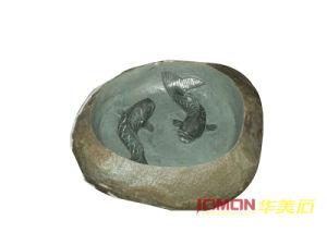 Carved Granite Stone Water Basin (XMJ-GL30)