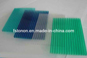 Hollow Plastic Bright Sheets Prices Polycarbonate