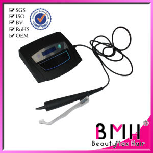 New Ultrasonic Hair Extension Connector in Black Color