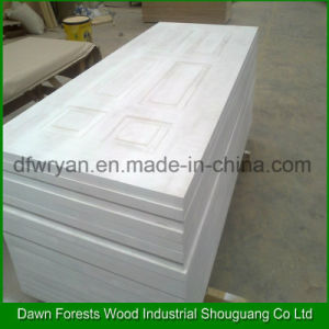 Wholesale Modern Design PVC Membrane MDF Kitchen Cabinet Door pictures & photos