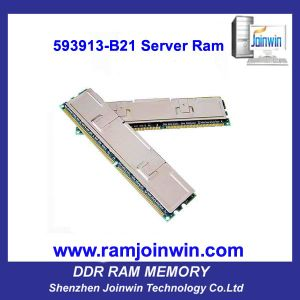 593913-B21 Server Ram 8GB (1X8GB) Dual Rank X4 PC3-10600 pictures & photos