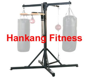 professional dumbbell, hammer strength weight plate, Professional Boxing stand (HQ-003) pictures & photos