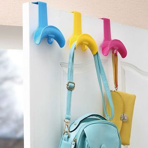 Plastic Creative Shape Two-Way Use Bathroom Hanger pictures & photos