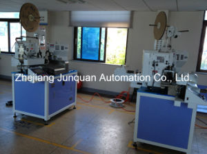 Full Automatic Terminal Crimping Machine (Both Ends)(JQ-1) pictures & photos
