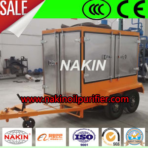 Series Zym Mobile Vacuum Insulating Oil Purifier with High Quality pictures & photos
