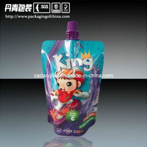 Recycled Plastic Bag for Juice (DQ0138) pictures & photos