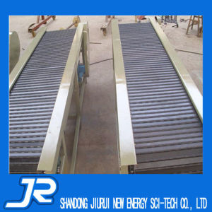 Slat Chain Plate Conveyor for Logistics Line pictures & photos