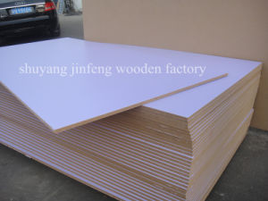 ISO9001: 2008 Lilac Color H043 1220*2440mm Melamine MDF pictures & photos