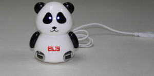 Supports Plug-and-Play Function Animal USB Hub pictures & photos