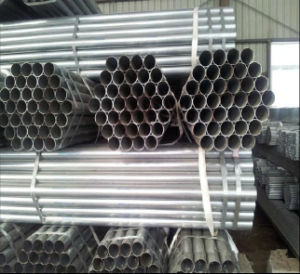 Pre-Galvanized Steel Round Pipe/1inch Round Steel Pipe pictures & photos