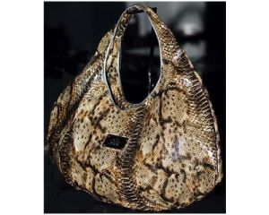 Hot Sell Big Snake Leather Mummy Bag (MIW101) pictures & photos