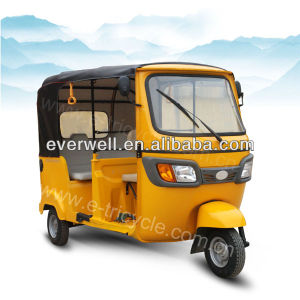 Tuk Tuk Bajaj 3 Wheel Motorcycle