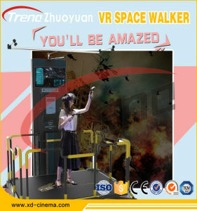 Vr Infinite Space Walking Platform Vr Simulator Virtual Reality Equipment Standing Vr for Sale pictures & photos