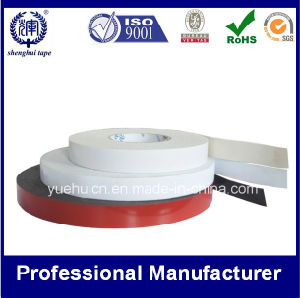 White/Red/Black Foam Tape Double Sided Adhesive Tape pictures & photos