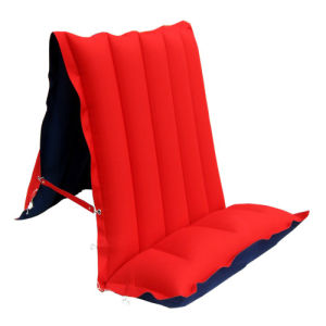 Chair Style Back Rest Rubber Cotton Air Bed pictures & photos