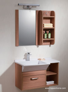 Wood Bathroom Cabinet (OP-W1186-85)