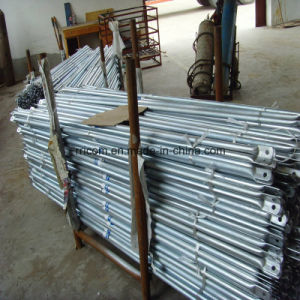 Galvanized Punched Cross Braces for Frame Scaffolding pictures & photos