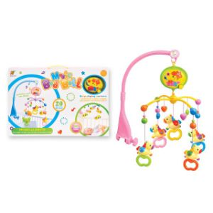 Hot Music Rolling Baby Bed Bell China Factory Toys pictures & photos