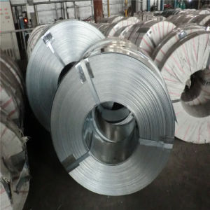 Low Carbon Steel Cold-Rolled Steel Strip pictures & photos