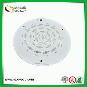 Round Aluminium LED Light PCB Board pictures & photos