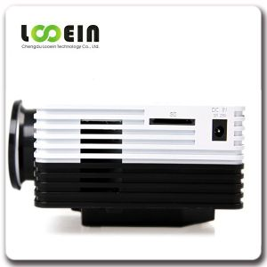Ultra Portable Full HD Home Theater Digital LCD 3D LED Projector