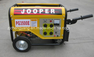 3kw Electric Gasoline Generator for Home Use (PG3500E) pictures & photos