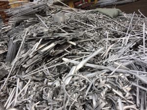 Aluminum Wire Scrap Milberry 99.7% 99.9% Supplier From China pictures & photos