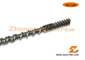 Plastic Extruder Screw/Single Screw for Plastic Extruder pictures & photos