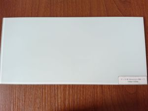 Porcelain White Laminated Safety Glass pictures & photos
