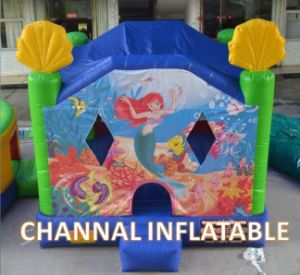 Inflatable Mermaid Bouncy Jumper pictures & photos