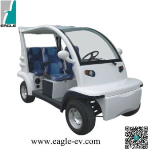 4 Seat Electric Personal Transportation Vehicle, CE Approved pictures & photos