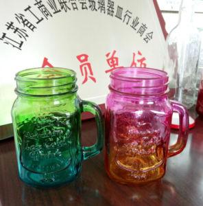 Mason Jar/Glass Jar/Handle Jar pictures & photos