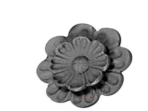 New Decorative Cast Wrought Iron Flowers pictures & photos