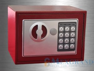 Mini Electronic Safe for Home and Office (MG-14E) pictures & photos
