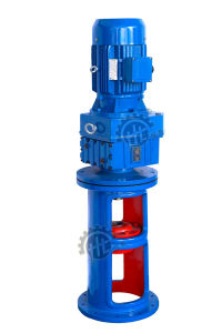 Hr Series Helical Gearmotor Mixer Agitator Reducer