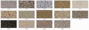 Kefeng-217 Cut-to-Size Kitchen Countertop Quartz Stone pictures & photos