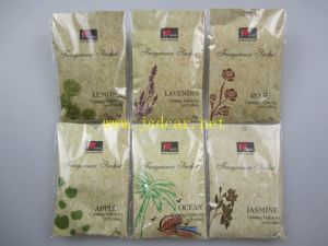 Best Selling Items Silk Scented Sachet, Car Air Freshener (JSD-H0009) pictures & photos