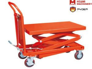 Hydraulic Scissor Lift Table (CYT-D350)