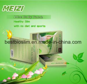 Herbal Weight Loss Patch OEM Meizi Belly Slimming Patch pictures & photos